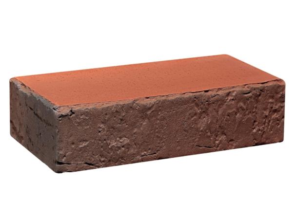 Керамический полнотелый кирпич 250*120*65, кора дерева, «КС-КЕРАМИК»